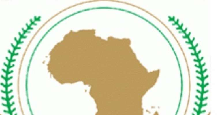 The African Union holds a Disarmament, Demobilization and Reintegration Donors' outreach Conference