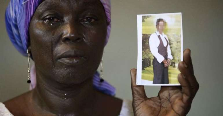 Interpol: We are trying to block Boko Haram from selling abducted girls