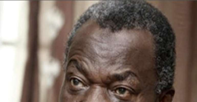 PRESIDENT OF THE COURT OF APPEAL AND CHAIRMAN OF THE PRESIDENTIAL ELECTION TRIBUNAL, JUSTICE ISA SALAMI.