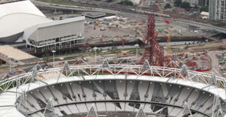 THE OLYMPIC STADIUM WILL BE USED TO HOST THE EVENT IN 2017