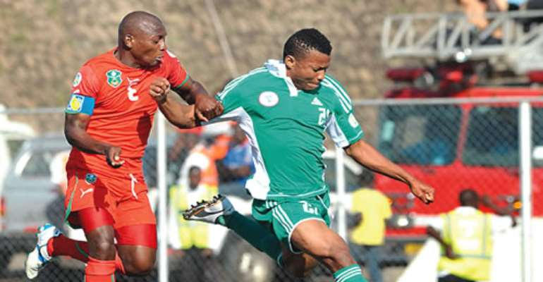 I habour no hard feelings about World Cup miss: Ike Uche