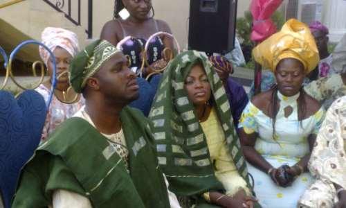 My wife has all I want in a woman–Femi Adebayo