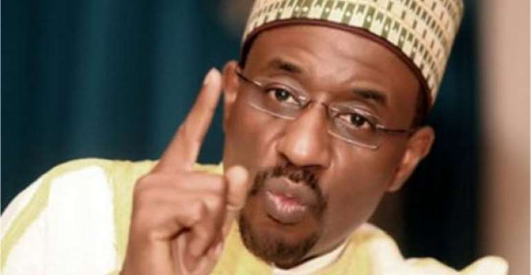 Sanusi: I owe my appointment to God