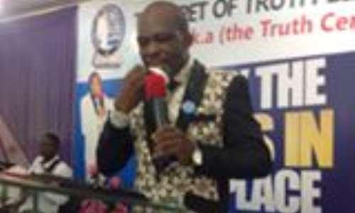Stephen Akharume: A Prophet of God with Prophetic Eye