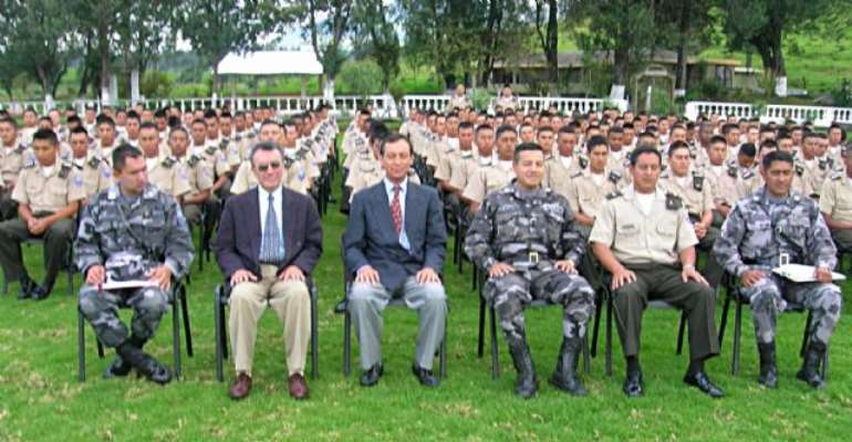 Latin American military prevention wing