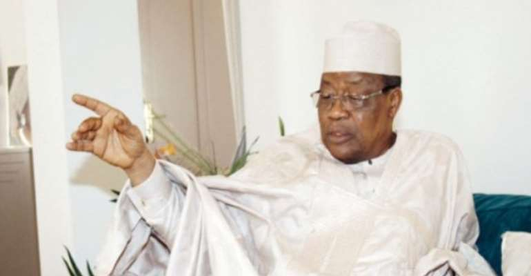 PHOTO: NIGERIA'S FORMER MILITARY DICTATOR, GENERAL IBRAHIM BABANGIDA.