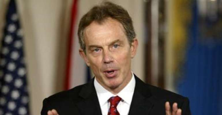 Mr Blair will face six hours of questioning