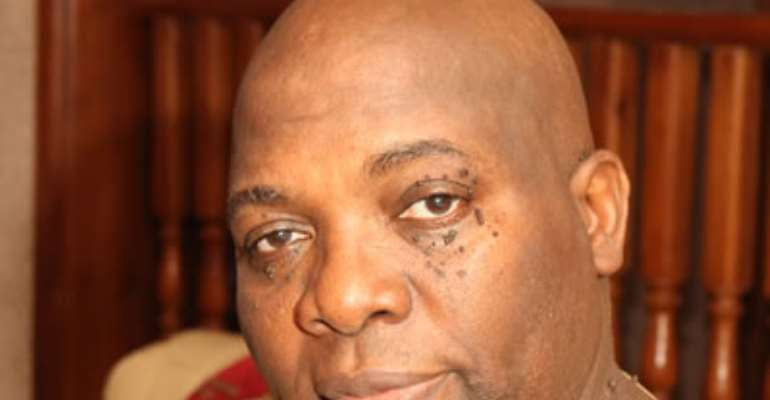 DR. DOYIN OKUPE, SENIOR SPECIAL ASSISTANT TO THE PRESIDENT ON PUBLIC AFFAIRS