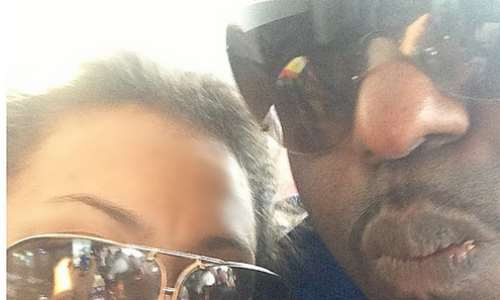Nadia Buhari And Jim Iyke -Looks Like Marriage Is Knocking