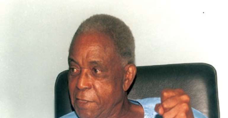 PHOTO: LATE CHIEF ANTHONY ENAHORO.