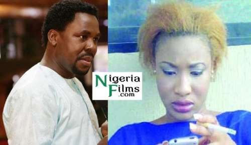 TONTO DIKEH REVEALS HOW TB JOSHUA'S PRAYERS ENDED HER 14 YEAR