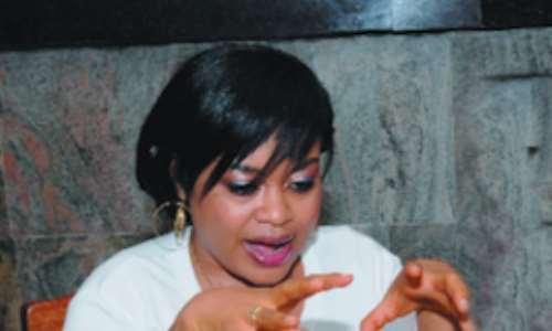 Nkiru Sylvanus Lobby's For State House Of Assembly Job In