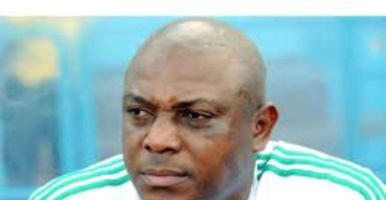 Super Eagles Coach Keshi upbeat on team's prospects in World Cup