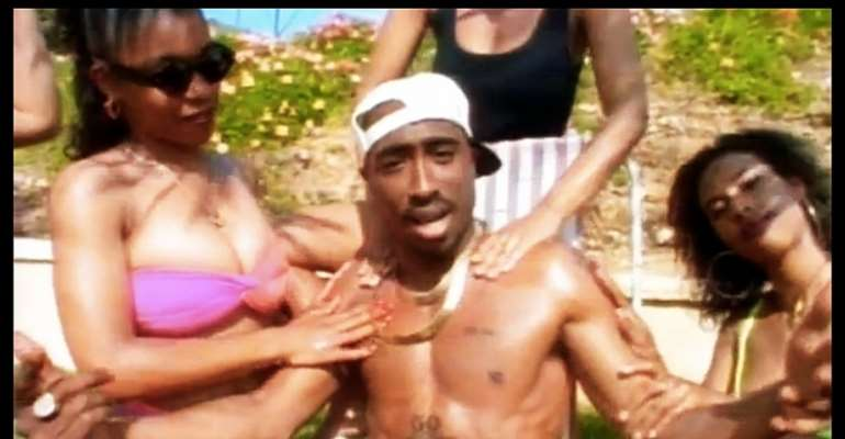 Tupac back in the news as Youtube bans Wyclef Jean 'April Showers' music video
