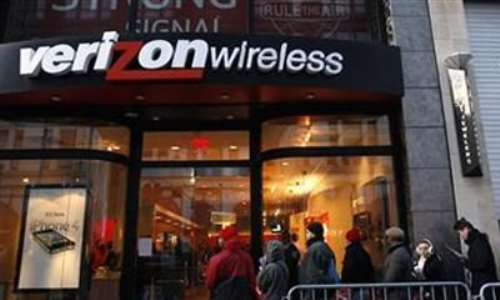 Verizon Third-Quarter Profit Rises, Boosted By Wireless Unit
