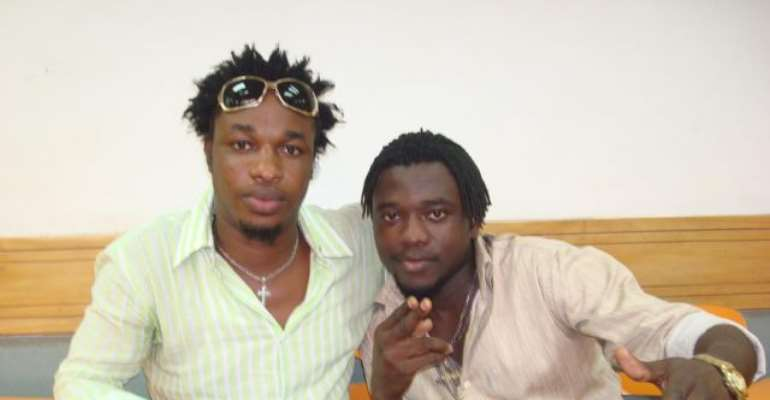 Afrobest and Olalekan OSquare