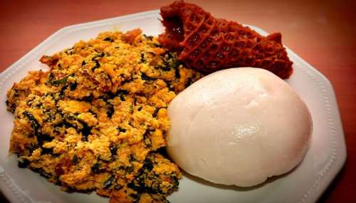 This is a list of the common Nigerian Dishes