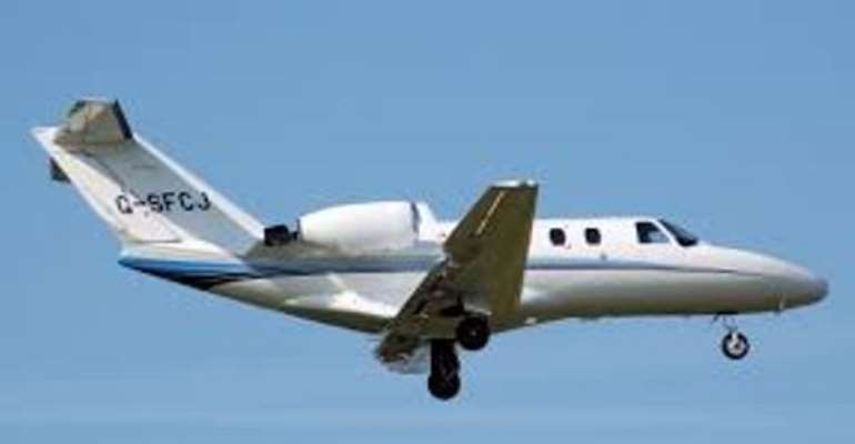 US plane flying from Nigeria to Gabon missing