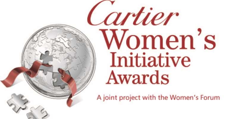 Call for applications: Cartier seeks Exceptional Entrepreneurs for the 2013 Cartier Women's Initiative Award