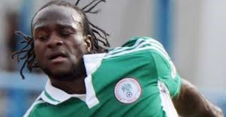 Moses trains as Nigeria refocus on football