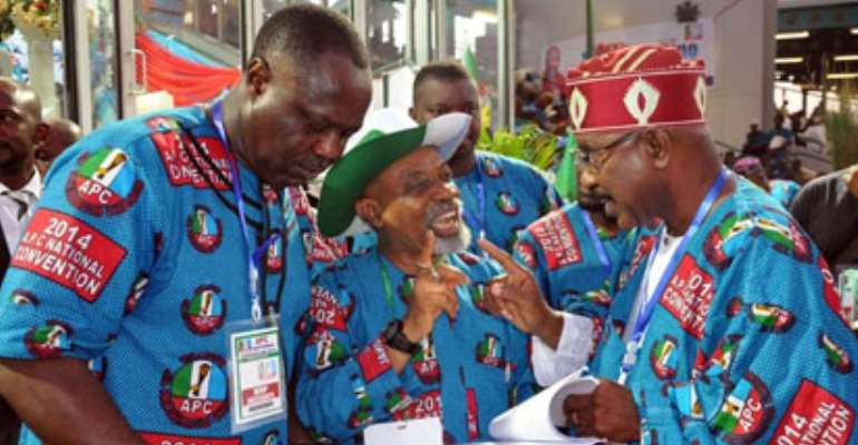 Violence erupts at APC convention