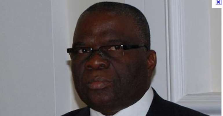NATIONAL SECURITY ADVISER (NSA), GENERAL OWOYE AZAZI.