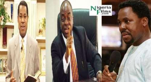 The Five Richest Pastors In Nigeria