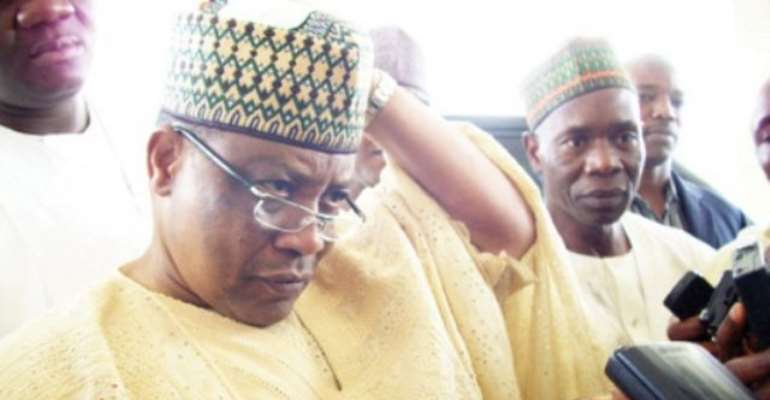 PHOTO: FORMER MILITARY HEAD OF STATE, GENERAL IBRAHIM BABANGIDA WHO HAS BEEN CREDITED WITH INSTITUTIONALIZING CORRUPTION IN NIGERIA.
