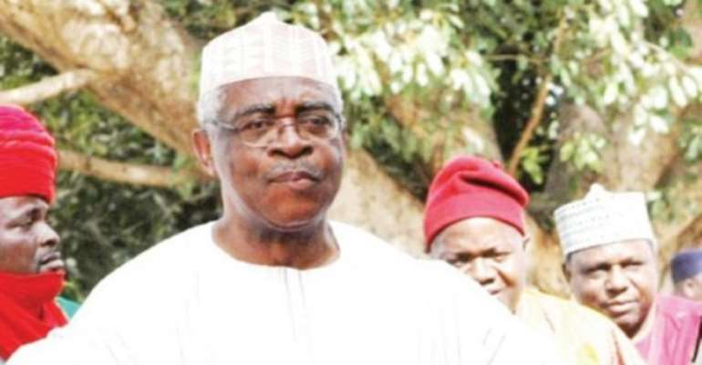 PHOTO: CHAIRMAN, PRESIDENTIAL ADVISORY COUNCIL, GENERAL THEOPHILUS DANJUMA.