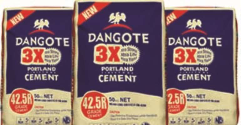 Dangote, Lafarge, Others In Cement Quality War