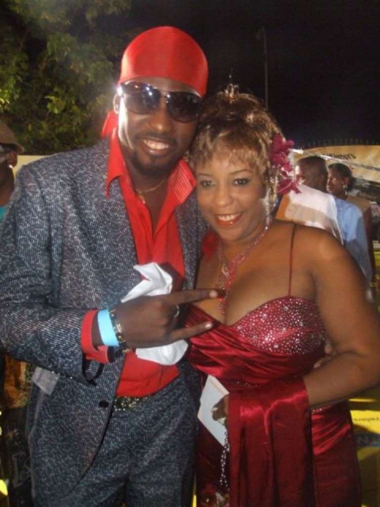 Soul E and ex wife