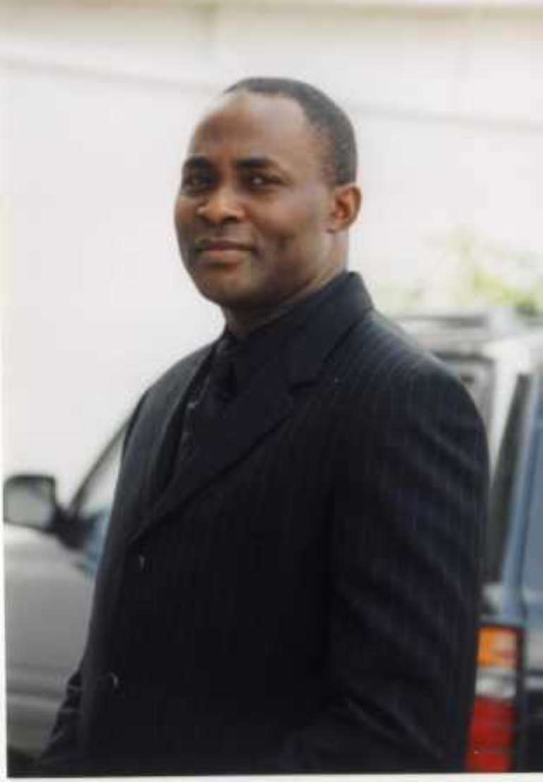 Richard Mofe-Damijo, Special Adviser to the Governor of Delta State