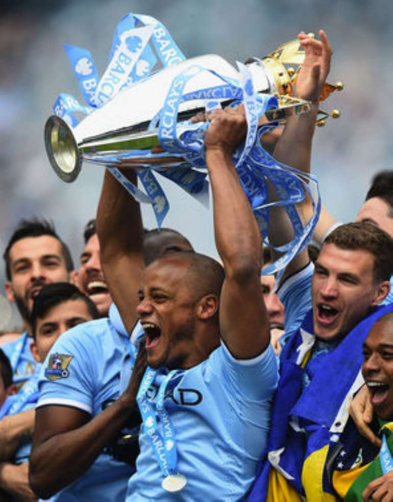 Manchester City wins English Premier League title for 2nd time in 3 years