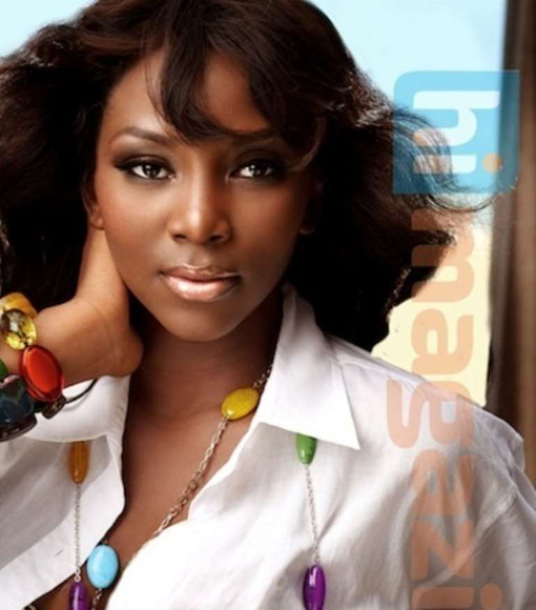 """Genevieve: I did not describe  Nollywood as """"bland and mediocre"""""""