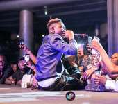 Olamide Rises to Glory Again with #OLIC3 (PHOTOS)
