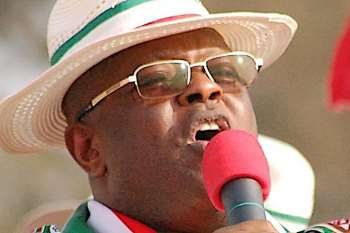 Governor Umahi (Governor of Ebonyi State)