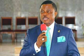 Chief Willie Obiano (Ansmbra State Governor)