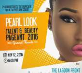 WAZOBIA FM OAP YAW AND ACTRESS TANA ADELANA TO HOST PEARL LOOK 2016