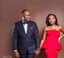 Dream Wedding Couple Toyosi & Wole