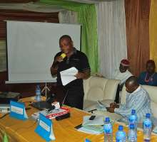 Launch Of Report On Human Rights Abuses In Nigeria