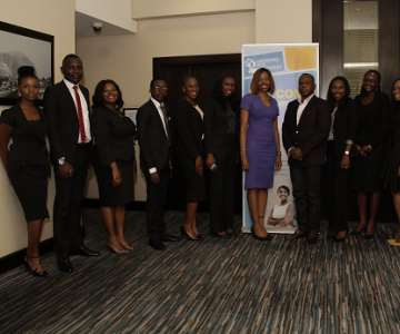 BIOLA ALABI, ADE AUDIFFEREN & G4G FELLOWS