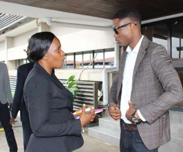 MRS RACHAEL OGOLO -PRODUCT GROUP MANAGER & VECTOR