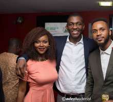 8 Bars And A Clef Holds Star Studded Premiere In Lagos