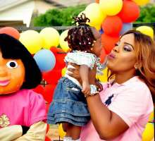 HEART OF GOLD: House Of Empress Njamah Celebrates Over 1000 Kids To Mark Children's Day In Style