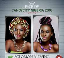 Meet The Contestants For The 2016 Edition Of Face Of CandyCityNigeria Online Pageant