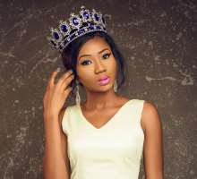 2016 Crowned Miss New Nigeria World Releases Official Photos