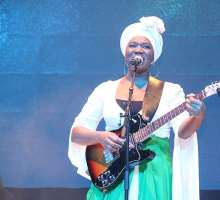 India Arie, Abimbola Fashola, Praiz, Gideon Okeke, Others step out in style for Sax Appeal 5