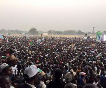 MORE CROWD AT KADUNA