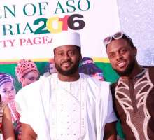 Hon. Mudashiru Obasa, Hon. Desmond Elliot Honoured At Queen Of Aso Preliminary Show, As Finals Holds In Lagos