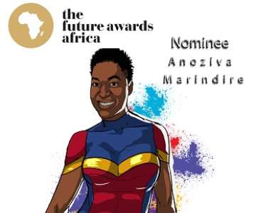ANOZIVA MARINDIRE - THE FUTURE AWARDS AFRICA PRIZE IN AD VOCACY & ACTIVISM